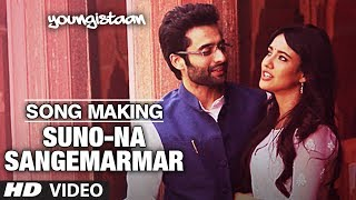 "Making of ""Suno Na Sangemarmar"" Song from Youngistaan 