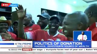 POLITICS OF DONATION: Harambee Stars players to wait longer for Kshs. 50 million