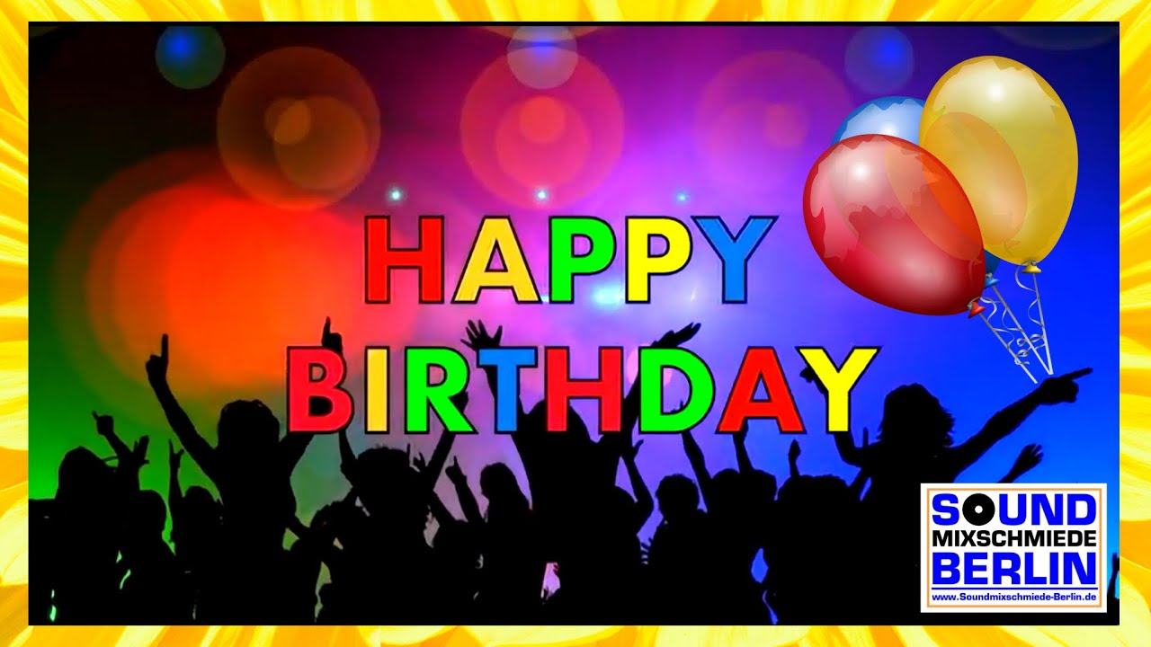 Birthday Song For Adults Good Luck Happy Birthday Song 2020 Best Birthday Wishes Video Whatsapp Youtube