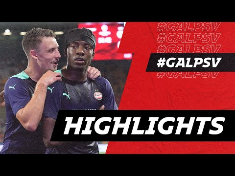 STRONG WIN IN ISTANBUL 💪   HIGHLIGHTS GALATASARAY SK – PSV