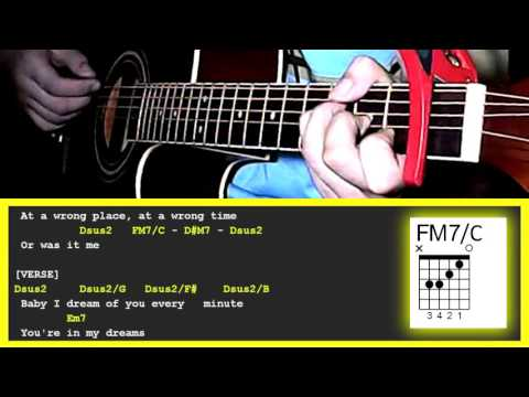 Why Can\'t It Be by Kaye Cal - Guitar Chords(re-upload) - YouTube