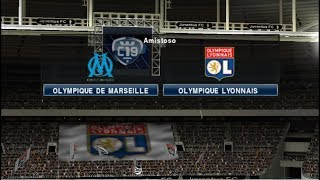 Olympique de Marselha vs Lyon - Goals & Highlights - Ligue 1