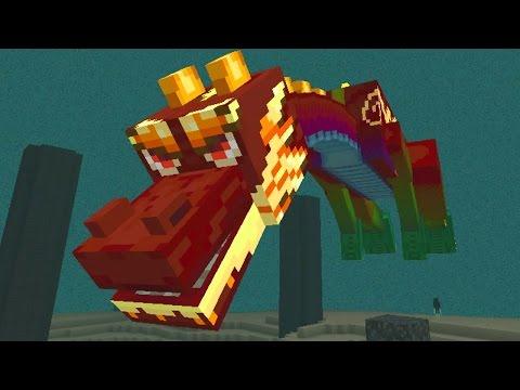 Minecraft Xbox - Chinese Mythology Mash-up Pack - The Great Dragon [5]