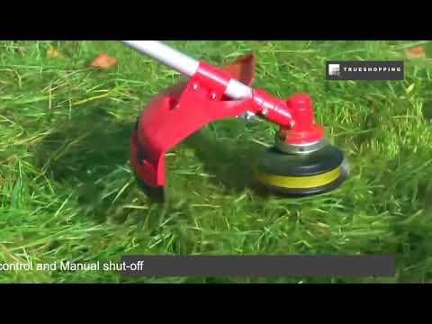 Trueshopping Petrol Grass Trimmer Features