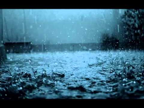 Yağmur sesi ve Derin Gök Gürültüsü Doğa Sesleri