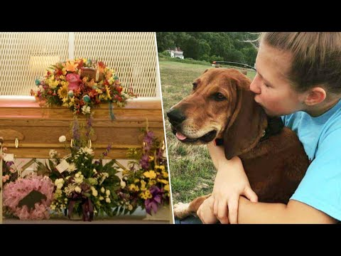12-Year-Old Virginia Girl Is Buried in Casket With Her Dog