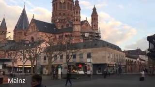 ... two thousand years of history have lent mainz a cosmopolitan air, and museums cathedrals various architectural sty...
