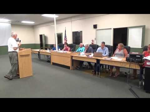 Carrabelle CRA Meeting May 16, 2017