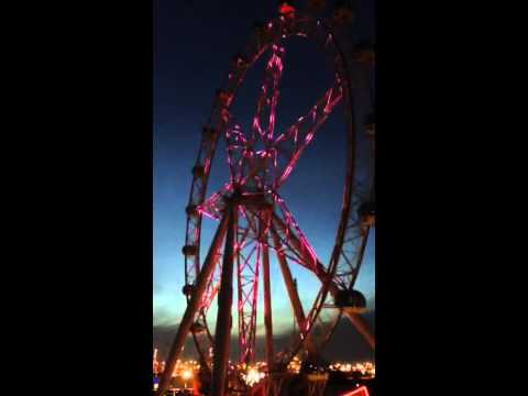 Melbourne Star goes Pink for Dirty Dancing