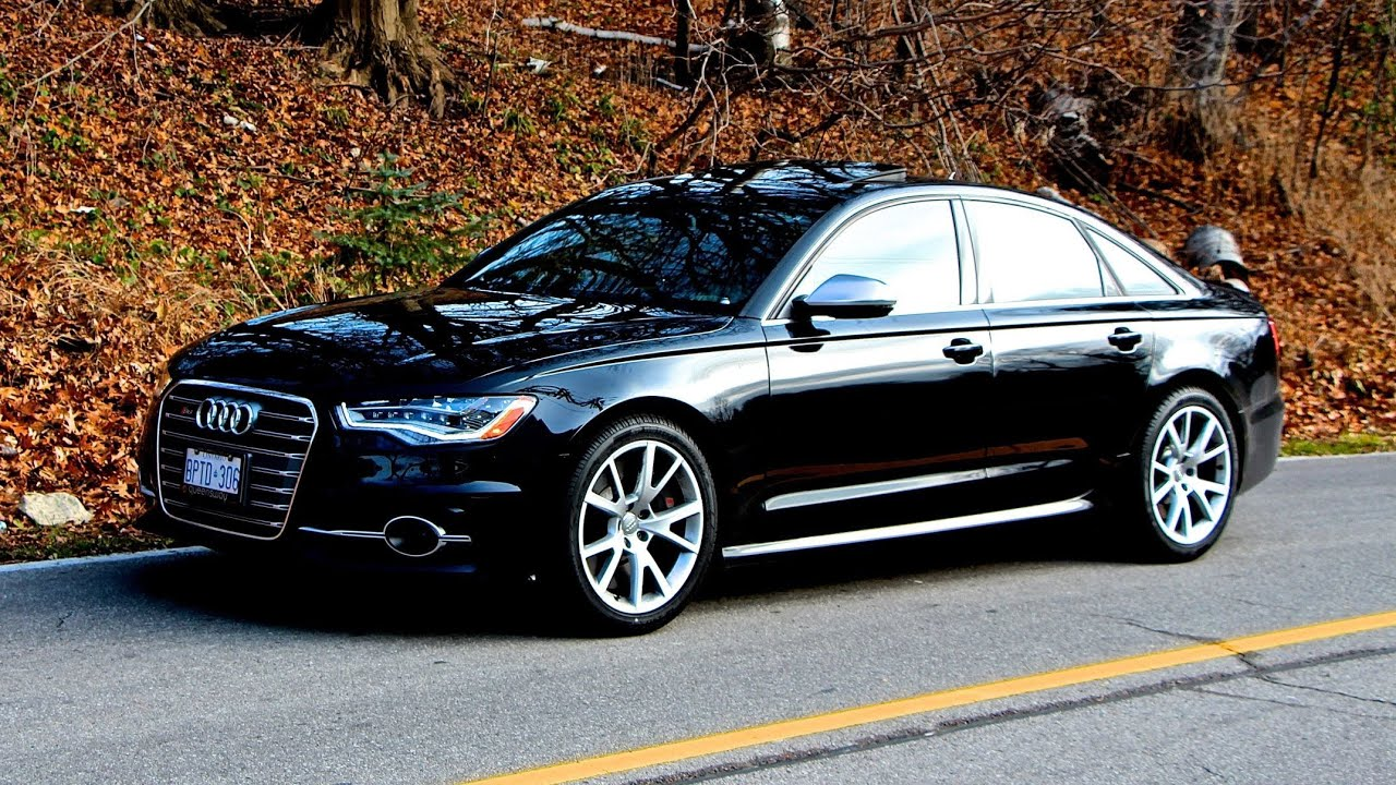 2013 audi s6 in depth review and track footage youtube. Black Bedroom Furniture Sets. Home Design Ideas
