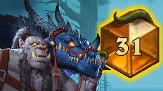 Hearthstone: Wild Ez Big Druid - Top 31 Legend!