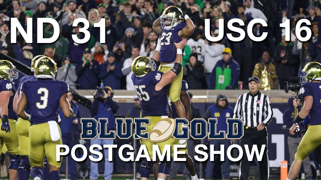 Five plays: Breaking down the key moments of Notre Dame's 31-16 ...