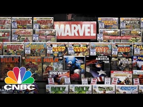 Comic Books Are A Hot Investment | CNBC