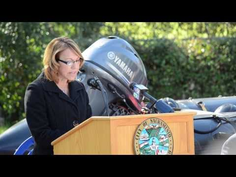 Corps supports Sacramento high water mark event