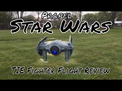 Propel Star Wars TIE Fighter Flight Review
