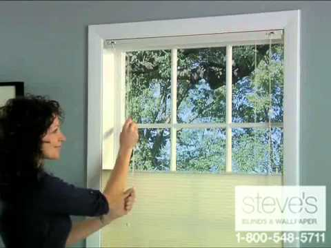 how to cut bali cordless cellular shades