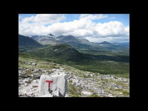 The red Ts in Rondane