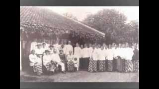 Lagu Daerah - Banjoewangi Tempo Doeloe - Layar Kemendung