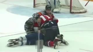 Igor Merezhko vs Josh Anderson Apr 28, 2018
