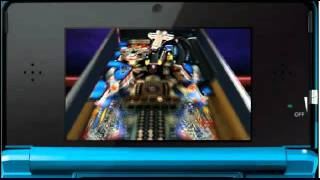 Pinball Hall of Fame: Williams Collection 3DS trailer