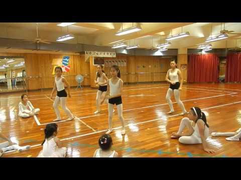 30 Oct.2015 週五品格舞蹈團 練習 A ▶0:29