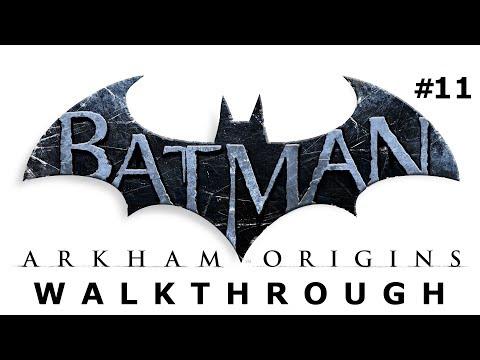 Batman: Arkham Origins Walkthrough Part 11 - Copperhead Battle!