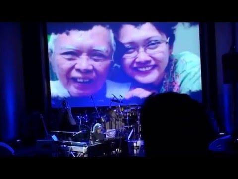 Your smile by Fariz RM & Anthology live @Titan center Bintaro 16 Januari 2016