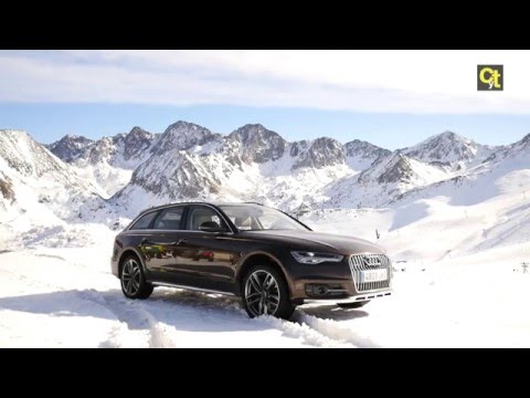 Audi A6 Allroad 3 0 V6 quattro DSG7v