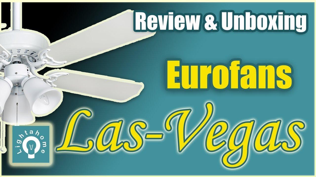 Eurofans las vegas ceiling fan review unboxing youtube eurofans las vegas ceiling fan review unboxing aloadofball Image collections