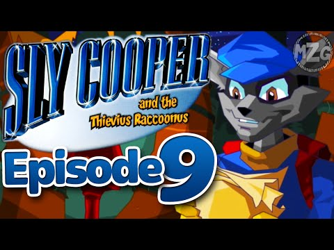 Catch the Fishies! - Sly Cooper and the Thievius Raccoonus Playthrough - Episode 9