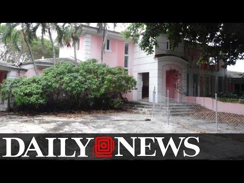 Pablo Escobar's Miami Mansion to Be Demolished