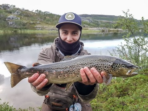 Molahus - Fly Fishing in Norway - Salmon & Trout
