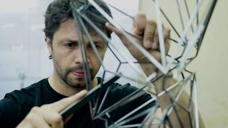 Conrad Shawcross: 'My Only Constraint is Gravity'