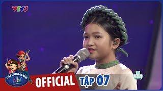 vietnam idol kids 2017 - tap 7 - thu uyen - nho nha