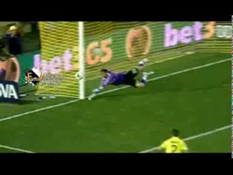 Diego Lopez Best saves vs Villarreal