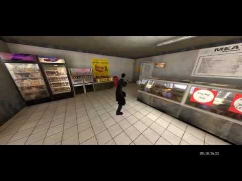 Postal 2 - IMPOSSIBLE Difficulty - Segmented Speed Run (00:39:21.46)