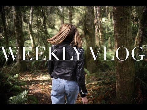 Weekly Vlog | Vancouver Island