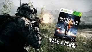 Battlefield 3 - Vale a pena para consoles? (Xbox 360/PS3)