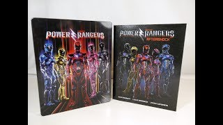 Power Rangers (2017 Movie) | Target Exclusive Blu-Ray Unboxing