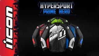 Обзор мотокуртки и штанов Icon Hypersport Prime Hero