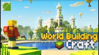 World Craft Building - Android Gameplay FHD