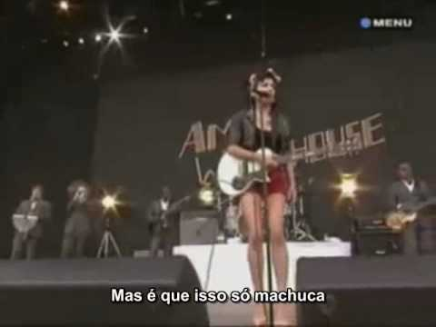 Just Friends Amy Winehouse - Legendado