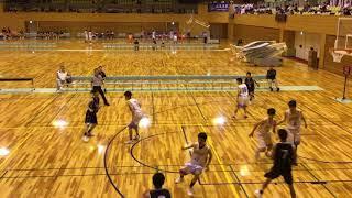 インターハイ2018 埼玉県予選 ベスト8決め 男子 浦和西 vs ふじみ野