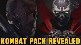 FULL Kombat Pack Roster | T-800 & JOKER!!! - Mortal Kombat 11