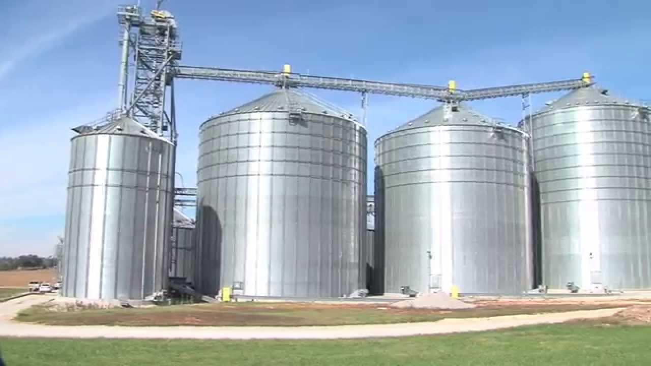 & On-Farm Grain Storage - YouTube