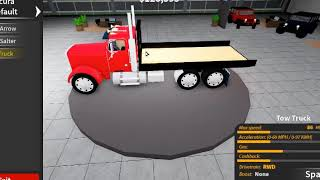 Roblox - Westover Island - CRUISIN without any BRUISIN!! Tow Truck Time