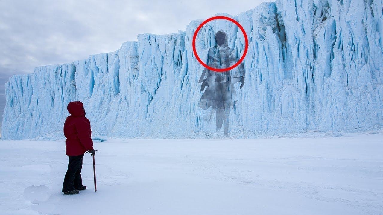 Los Alpes secretos de la Antártida ángeles caídos