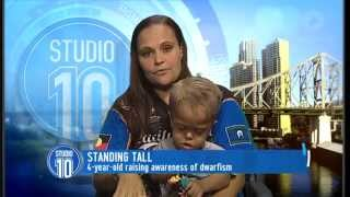 Standing Tall For Dwarfism: Quaden Bayles