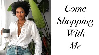 VLOG: COME SHOPPING IN SOHO #NYC WITH ME 2020  | MONROE STEELE