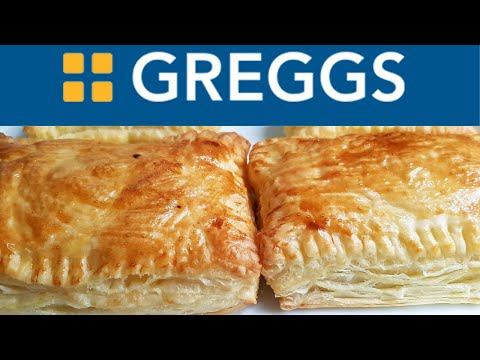 Greggs Cheese and Onion Pasty Recipe
